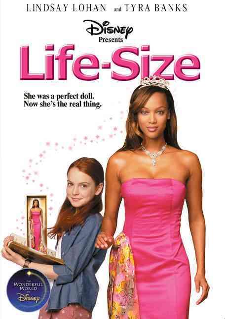 LIFE SIZE BY LOHAN,LINDSAY (DVD)